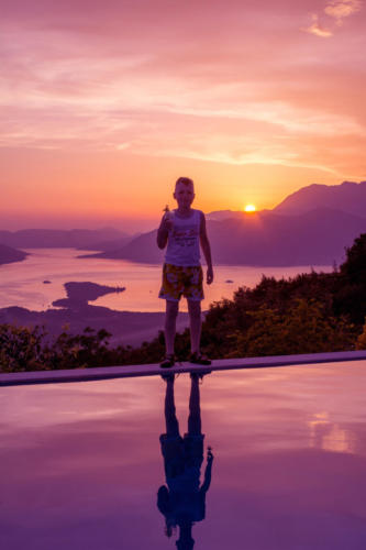 Eagle Eye — a Villa in Montenegro luxury apartments